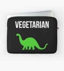 Vegetarischer Dinosaurier Laptoptasche