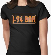 The I-94 Bar Women's Fitted T-Shirt