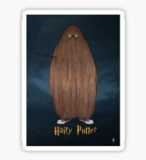 Hairy Potter Sticker