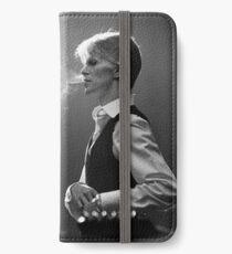 David Bowie Smoking iPhone Wallet/Case/Skin