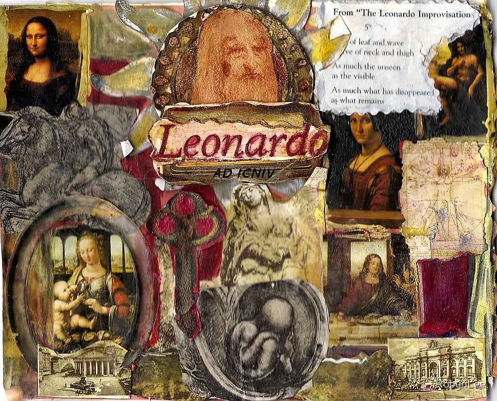 The Leonardo Improvisations by RobynLee