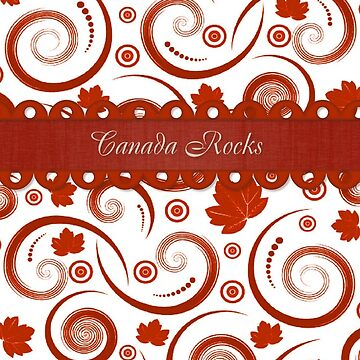 Canadian Swirls by SpiceTree