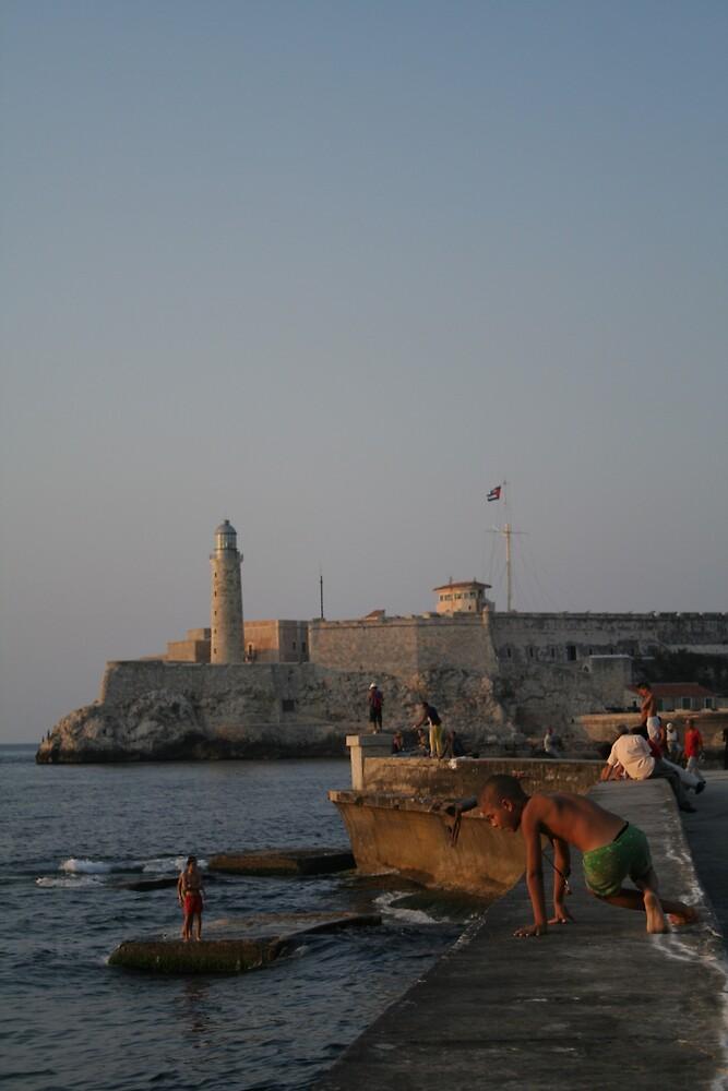fort, havana, cuba by nickaldridge