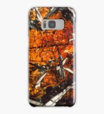 Pyroxene Crystals 2 Samsung Galaxy Case/Skin