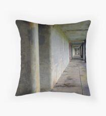 Colonnade Throw Pillow