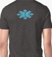 Eightfold 釈竹 Design Unisex T-Shirt