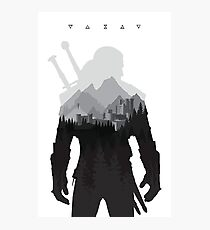 the witcher Photographic Print