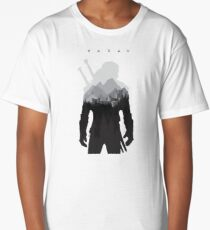 the witcher Long T-Shirt