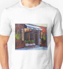 Antica Bottega Toscana - Italian Cafe Unisex T-Shirt