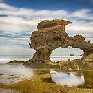 Sierra Navada Rock - Portsea by Jim Worrall