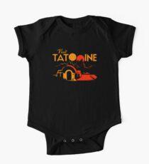 Sunset in tatooine One Piece - Short Sleeve