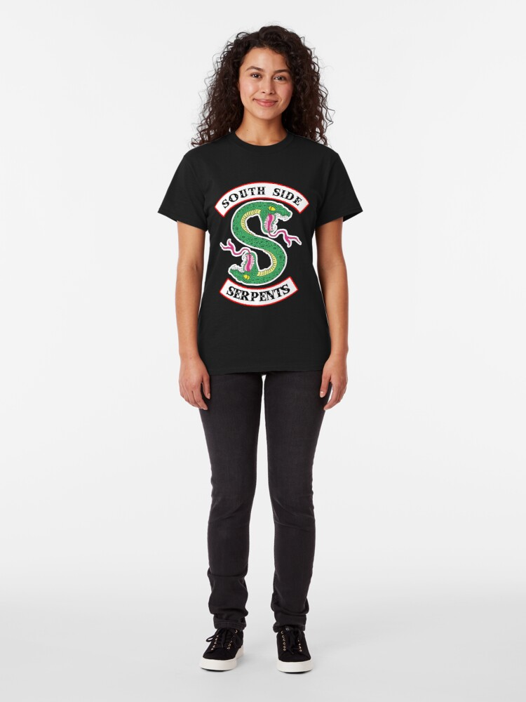 Alternate view of Southside Serpents Classic T-Shirt