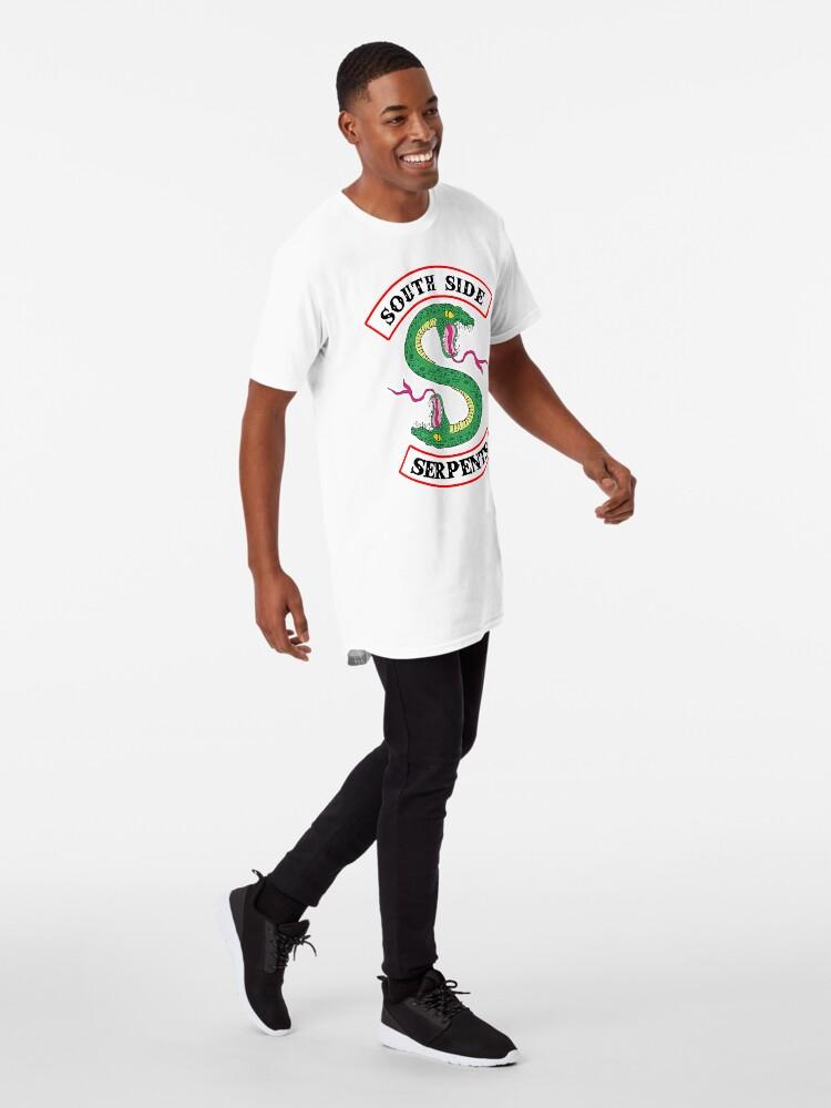 Alternative Ansicht von Southside Schlangen Longshirt