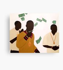 Paid In Full 1 Canvas Print
