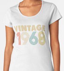 Vintage 1968 Women's Premium T-Shirt