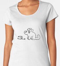 Simon's Cat Women's Premium T-Shirt