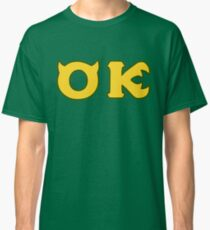 Monsters U: Oozma Kappa Classic T-Shirt