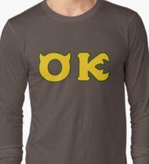 Monsters U: Oozma Kappa Long Sleeve T-Shirt