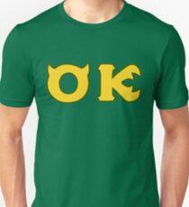 Monsters U: Oozma Kappa Unisex T-Shirt