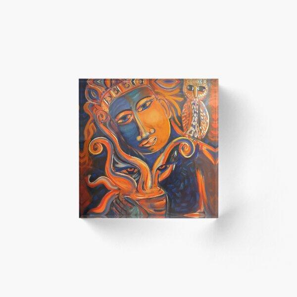 Soulfire Acrylic Block