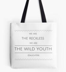 Die wilde Jugend Tasche