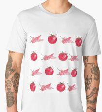 vegetables pattern Men's Premium T-Shirt