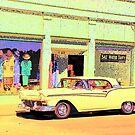 Cali Car by John Schneider
