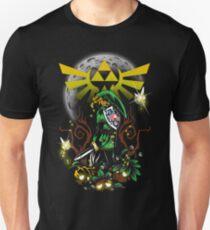 Camiseta ajustada Máscara de Majora