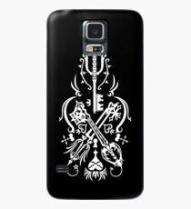Kingdom Hearts - Black Case/Skin for Samsung Galaxy