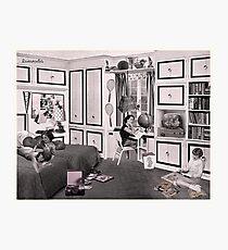 Roommates Photographic Print