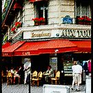 A quaint, ol' cafe... by Reena D