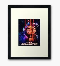 U.S. Callister (Black Mirror) Framed Print
