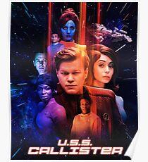 U.S. Callister (Black Mirror) Poster