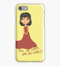 Lonely iPhone Case/Skin