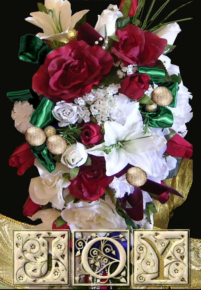 "Christmas Flowers ""JOY"" by Taff1972"