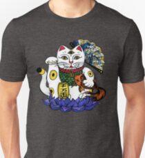 Camiseta unisex Maneki Neko: Lucky Cat