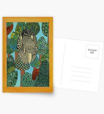 Trees - The Qalam Series Postcards