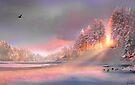 Dawn Colors by Igor Zenin