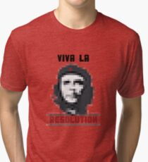 VIVA LA RESOLUTION Tri-blend T-Shirt