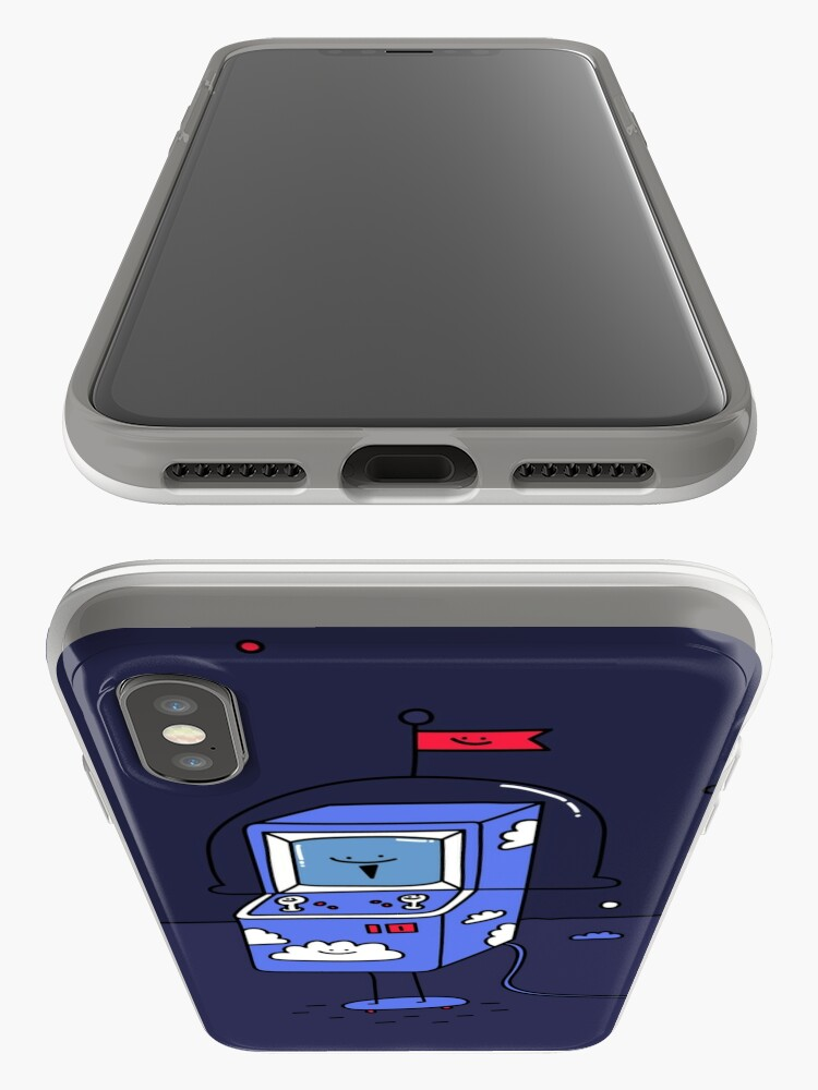 Alternate view of Dusky Arcade iPhone Case & Cover