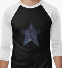 David Bowie - Blackstar Men's Baseball ¾ T-Shirt