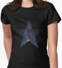 David Bowie - Blackstar Women's Fitted T-Shirt