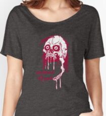 TOP SELLING FN518 Zombie Undead Geek Trending Women's Relaxed Fit T-Shirt