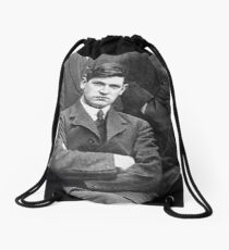 Michael Collins Drawstring Bag