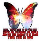 « Muse Butterflies and hurricane » par clad63