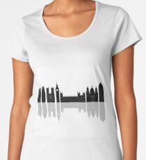 London skyline Women's Premium T-Shirt