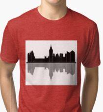 London skyline Tri-blend T-Shirt