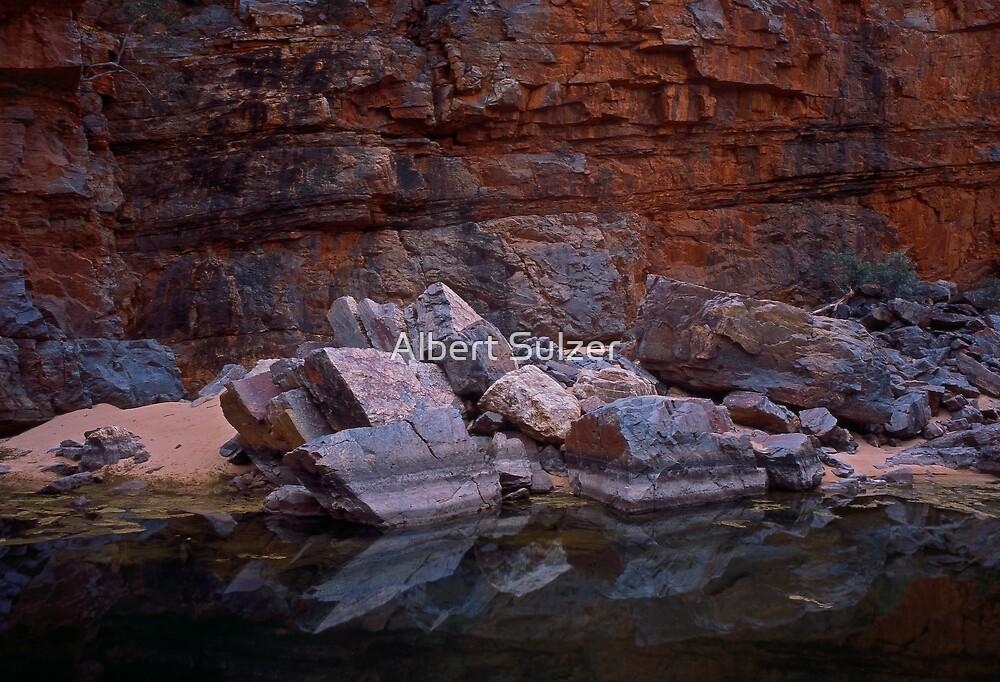 Still Waters -Ormiston by Albert Sulzer
