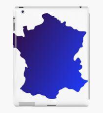 France map iPad Case/Skin