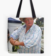 Nobby McMahon Tote Bag
